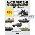 Panzerfahrzeuge der Nachkriegszeit 1945 - heute