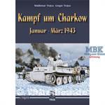 Kampf um Charkow - Januar bis März 1943