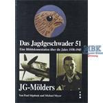 DAS JAGDGESCHWADER 51 JG-MÖLDERS