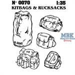 Kitbags & Rucksacks