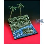 Bloody Tarawa Diorama base