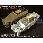 Sd.Kfz 251/21 Ausf. D (Dragon & AFV)