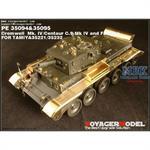Cromwell / Centauer  Fender (Tamiya 35221 / 35232)