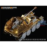 Marder III M initial - Floor & Ammo Stowage Set (f