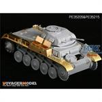Panzer II Ausf.F  (für Dragon)