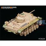 Panzer III Ausf.L (für Tamiya)