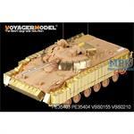 BMP-3 MICV w/ SLAT Armour