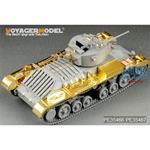 WWII British Valentine Mk.I Infantry Tank Fender