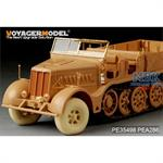 WWII German Sd.Kfz.9 Famo basic