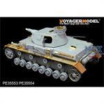 German Pz.Kpfw.IV Ausf.A Fenders