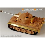 German Tiger I Early Production (Zvezda)