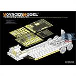 US M15 Trailer development basic (Tamiya 35230)