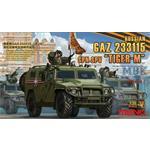 Russian GAZ 233115