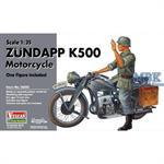Zündapp K500 Motorcycle