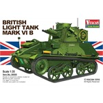 Brit. light tank Mk. VI B