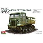 Soviet Artillery Tractor STZ-5