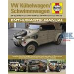 VW Kübelwagen/Schwimmwagen Enthusiasts Manual