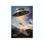 UFO Flying Saucer Adamski Type