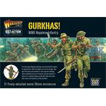 Bolt Action: Gurkhas boxed set