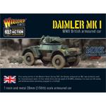 Bolt Action: Daimler Armoured Car Mk 1