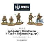 Bolt Action: British Combat Engineers