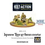 Bolt Action: Japanese 81mm mortar