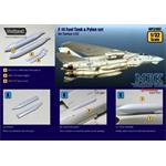 F-14 Fuel tank and pylon set