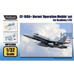 CF-188A+ Hornet 'Operation Mobile' set