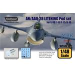 AN/AAQ-28 LITENING Pod for F-16/F-15/A-10/EF200