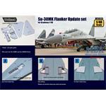 Su-30MK Flanker Update set