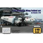 E-2C Hawkeye Wing Folded set