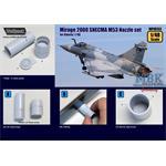 Mirage 2000 SNECMA M53 Nozzle set