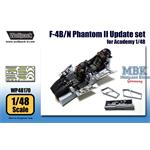 F-4B/N Phantom II Update set