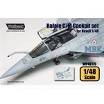 Dassault Rafale C/M Cockpit set