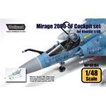 Mirage 2000-5F Cockpit set