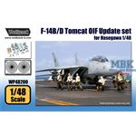 F-14B/D Tomcat OIF Update set