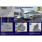 F/A-18E/F Folding Wing set
