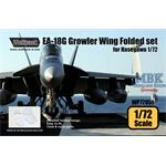 EA-18G Growler Wing Folded set