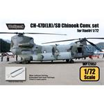 CH-47D(LR)/SD Chinook Conversion set