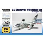 A-3 Skywarrior Wing Folded set