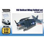 F6F Hellcat Wing Folded set