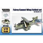 Fairey Gannet Wing Folded set