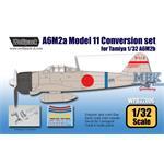 A6M2a Zero Model 11 Conversion set