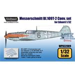 Messerschmitt Bf.109T-2 Conversion set