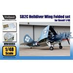 SB2C Helldiver Wing Folded set