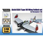 Aichi D3A1 Type 99 Wing Folded set