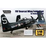 F8F Bearcat Wing Folded set
