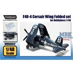 F4U-4 Corsair Wing Folded set