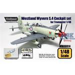 Westland Wyvern S.4 Cockpit set