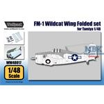 FM-1 Wildcat Wing Folded set included decal